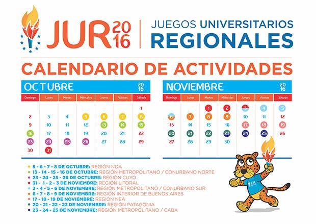 Comenzaron Los Juegos Universitarios Regionales 2016 Noticias Unlu